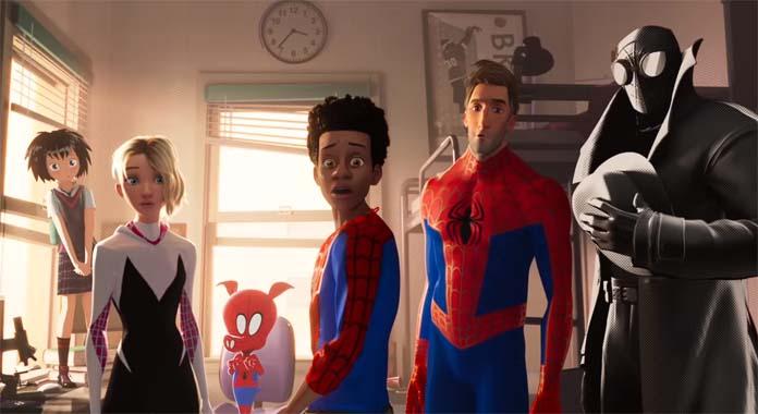 """Chi sono gli Spider-Man alternativi di """"Un nuovo universo""""?"""