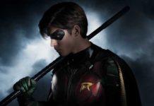 titans netflix serie tv dc comics robin