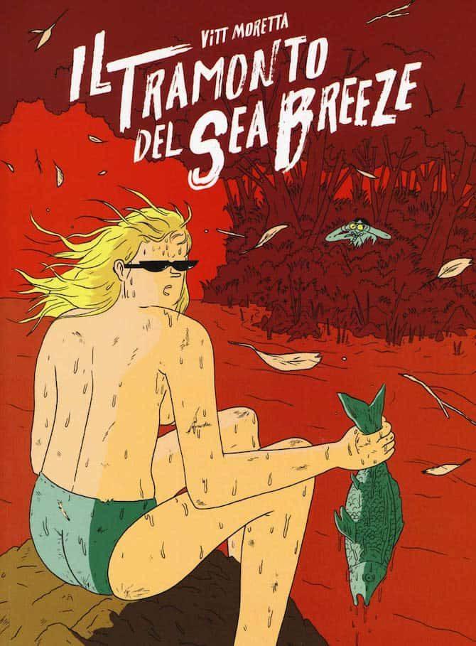 Tommy Gun fumetti tramonto sea breeze vitt moretta