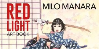 milo Manara Red Light