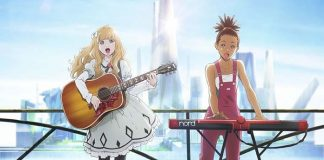carole and tuesday watanabe netflix
