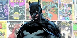 detective comics batman 80 anni