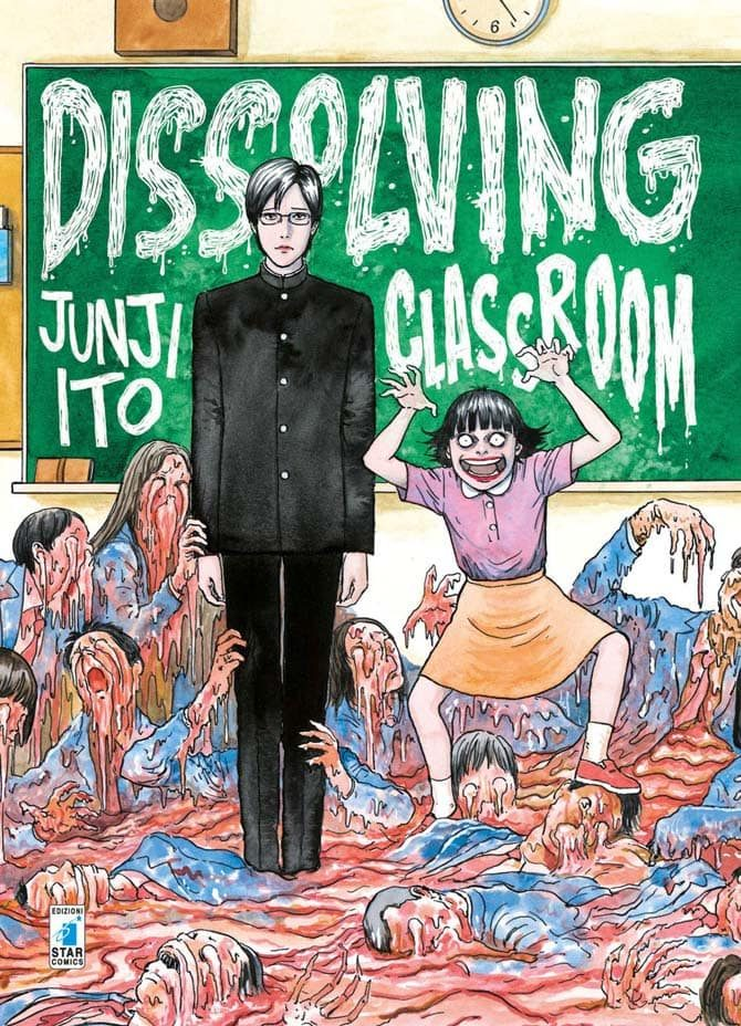 dissolving classroom junji ito manga