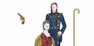 famiglia reale ruppert mulot