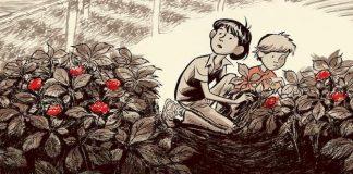 ginseng roots craig thompson fumetto
