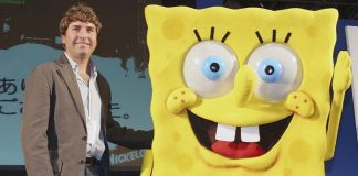 hillenburg morto spongebob