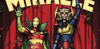 mister miracle tom king