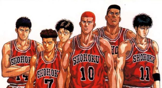 slam dunk nuovo anime