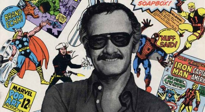 stan lee serie animata