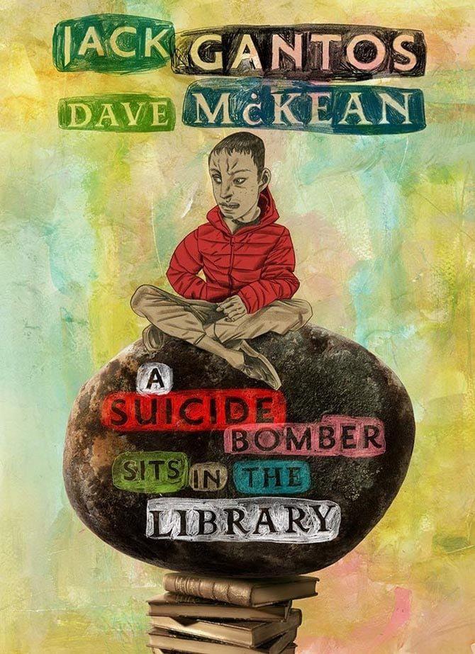 suicide bomber mckean libro censurato