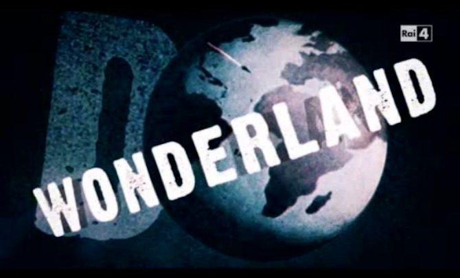 wonderland lucca comics 2019