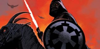 darth vader dark visions fumetto marvel star wars