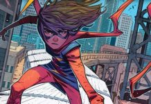 magnificent ms marvel nuovo fumetto