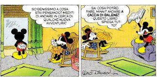 scrivere topolino fumetti