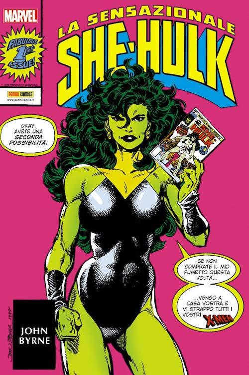 she hulk john byrne marvel migliori fumetti classici 2018