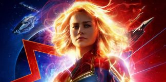 trailer Captain Marvel film