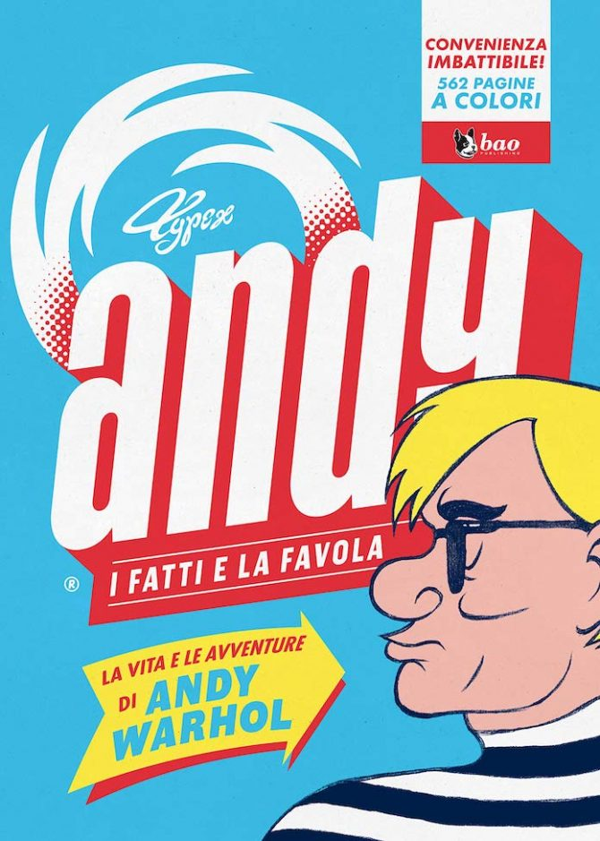 andy typex fumetto bao