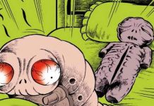 bug boy manga radar fumetti