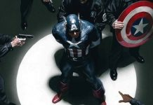 capitan america fumetto marvel