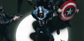 capitan america fumetto marvel