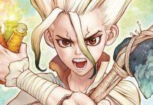 dr stone manga boichi