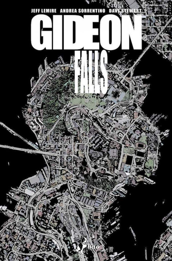 officina infernale fumetti gideon falls
