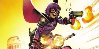 hit girl roma fumetto mark millar