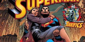 superman giant polemiche lois lane dc comics