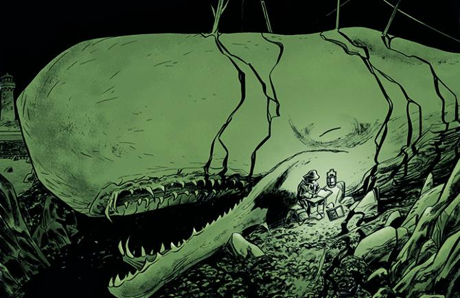 kraken pagani cannucciari tunue be comics mostre
