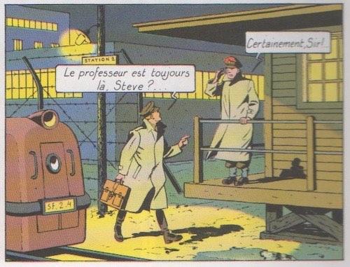 blake mortimer fumetti