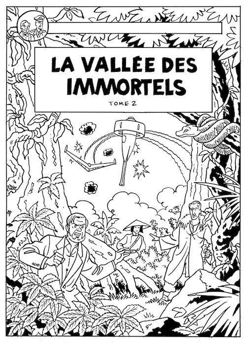 la valle degli immortali