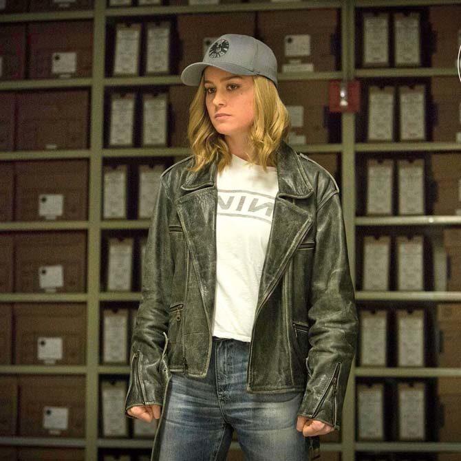 Brie Larson captain marvel film