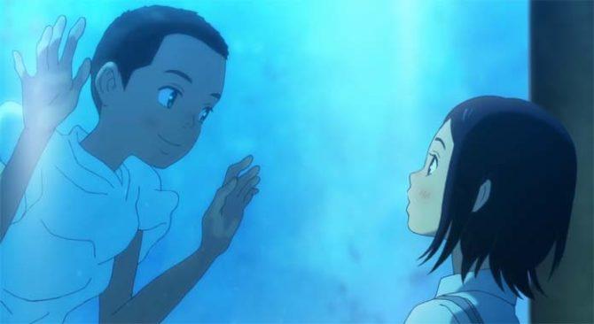 figli del mare anime Ayumu Watanabe
