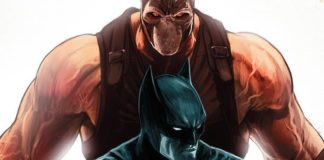 city of bane batman fumetti