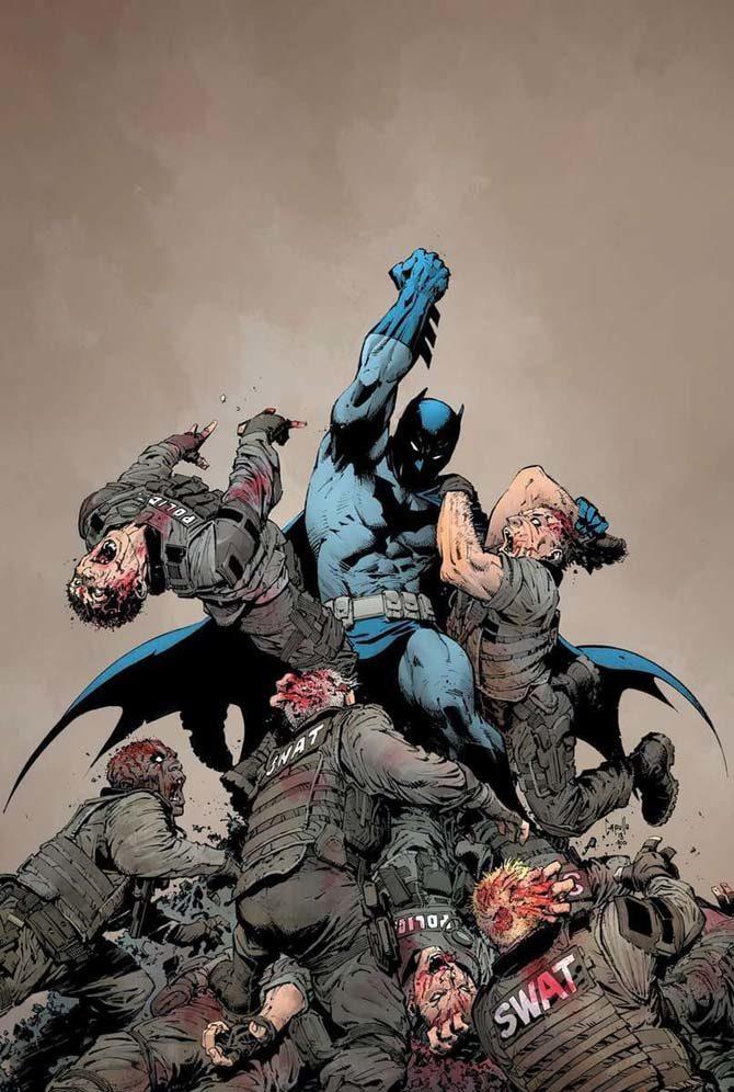 dceased tom taylor greg capullo nuove serie fumetti dc comics