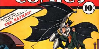 detective comics 27 batman