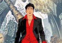 dylan dog magazine 2019
