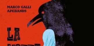 notte corvo marco galli fumetto coconino