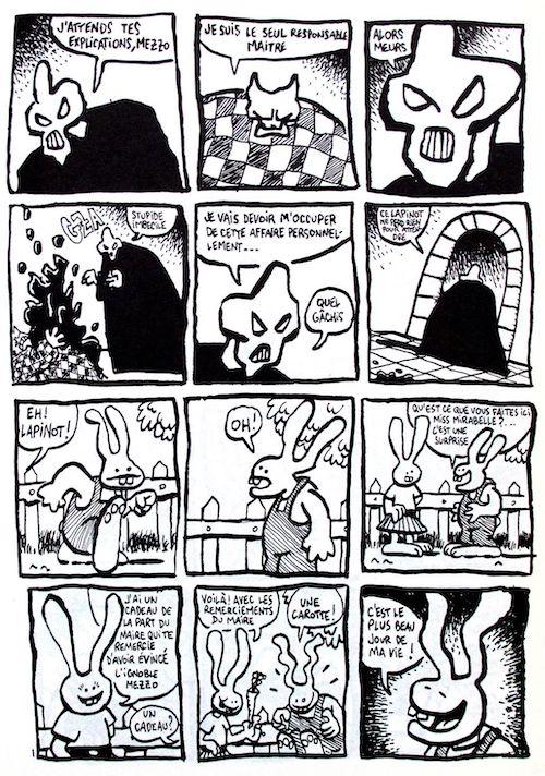 lapinot eroi fumetti