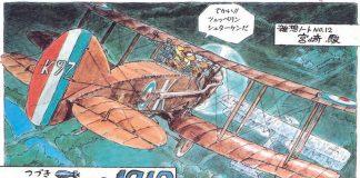miyazaki fumetti guerra