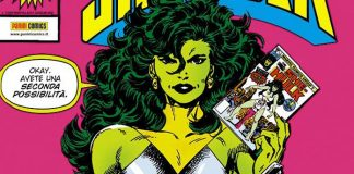 sensazionale she-hulk john byrne fumetto marvel