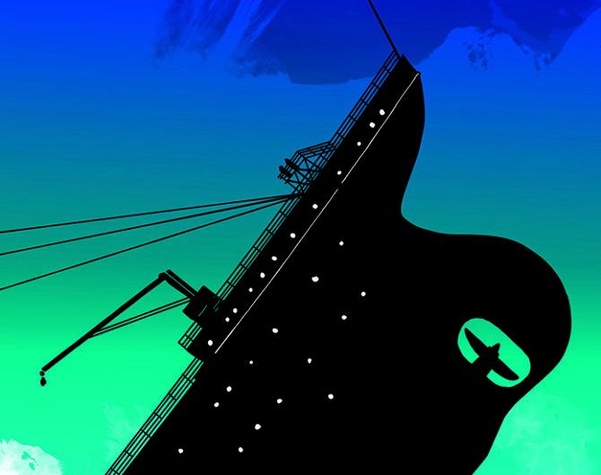 titanic micheluzzi be comics mostre