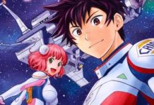 Kanata no Astra lost in space mangaKanata no Astra lost in space manga
