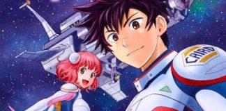 Kanata no Astra lost in space mangaKanata no Astra lost in space manga