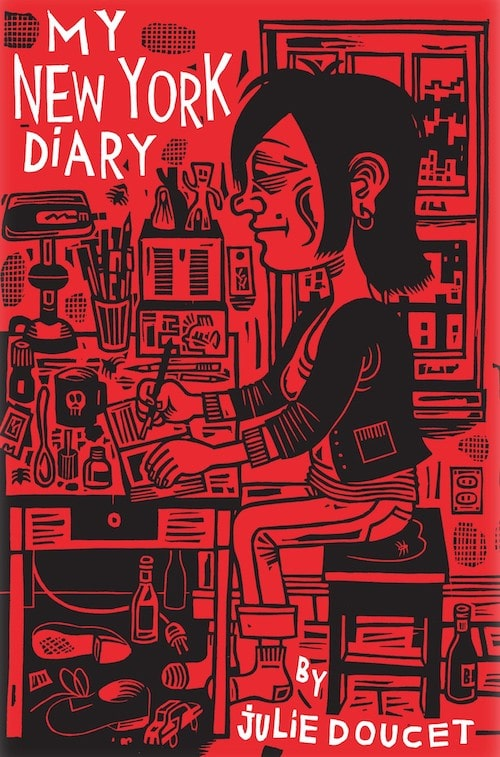 my new york diary joulie doucet