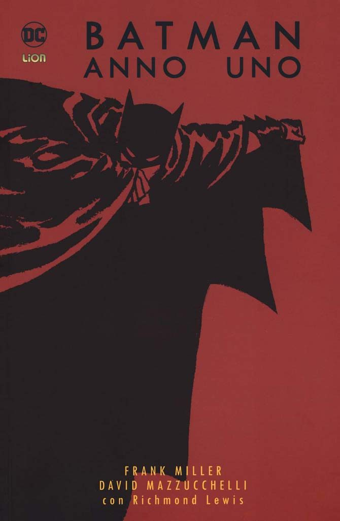 batman anno uno year one dc comics frank miller david mazzucchelli