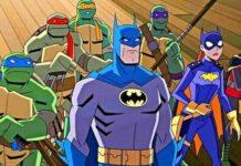 batman tartarughe ninja film
