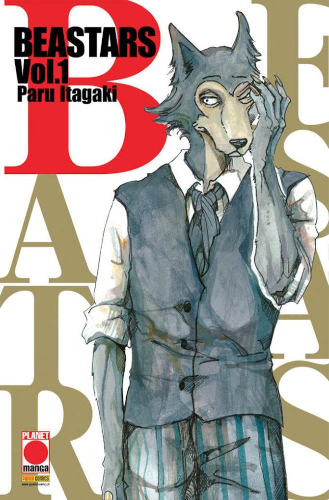 beastars paru itagaki migliori fumetti marzo 2019
