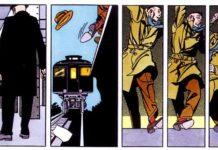 bernard krigstein master race comics