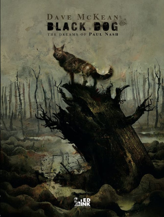 black dog mckean inkiostro